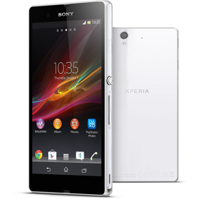 Sony Xperia Z Screen Replacement