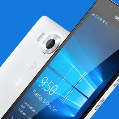 Microsoft Lumia 950 Screen Replacement