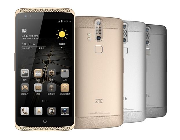 ZTE Axon mini Premium Pressure-sensitive Available Internationally