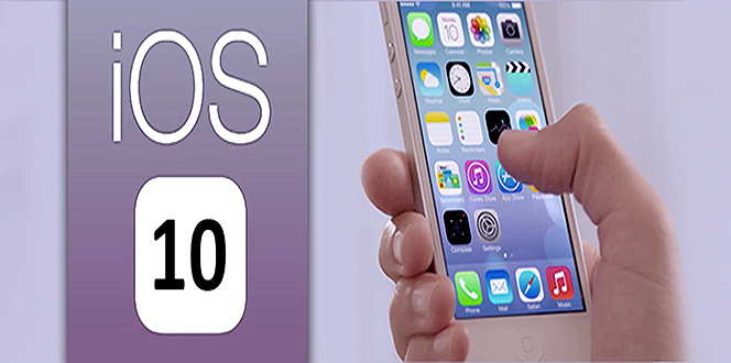 iOS 10 In The Development For 2016