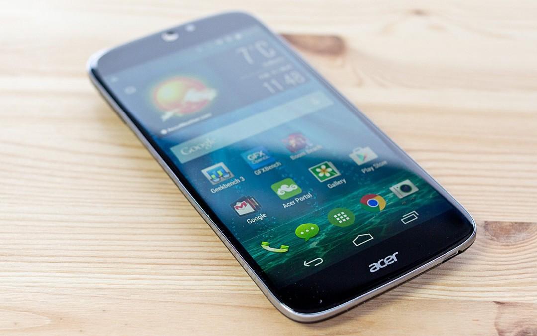 Acer announces the Liquid Jade Primo
