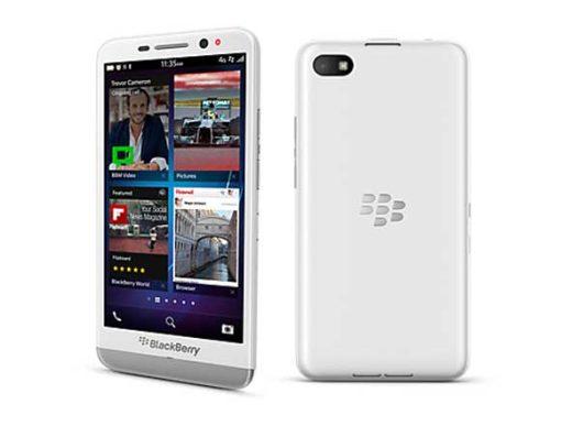 Blackberry Z30 repair