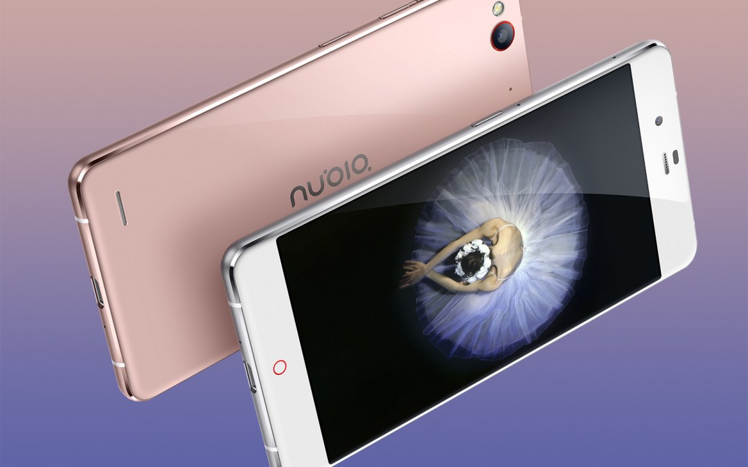 ZTE Nubia Prague S with Snapdragon 615 and 5.2-inch Display