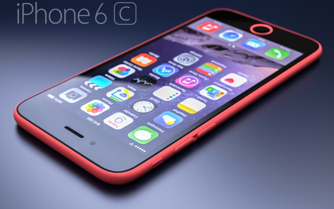 iPhone 6c live dummy 3D renders suggest a same design