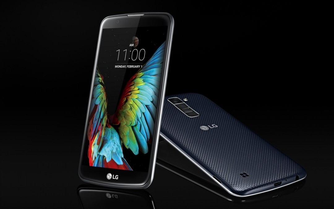 LG announces K10 and K7