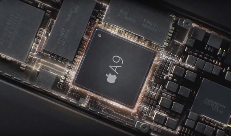 iPhone 5se will have A9 processor