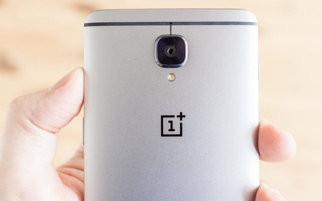 Soft Gold OnePlus 3 Released