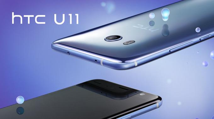HTC U 11 Snapdragon 835 benchmark