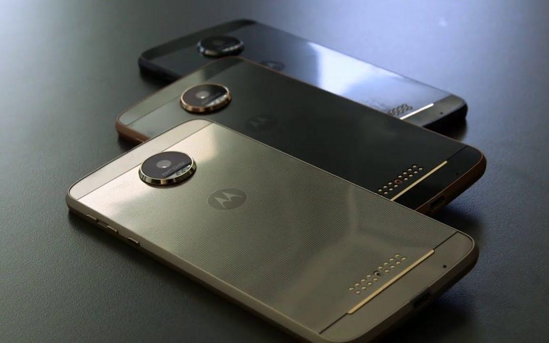 Motorola Moto Z on sale for £299 in UK