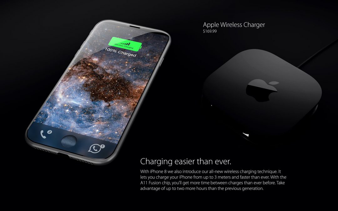 iOS 11.2 unlocking faster wireless charging on iPhone X, 8 and 8 Plus